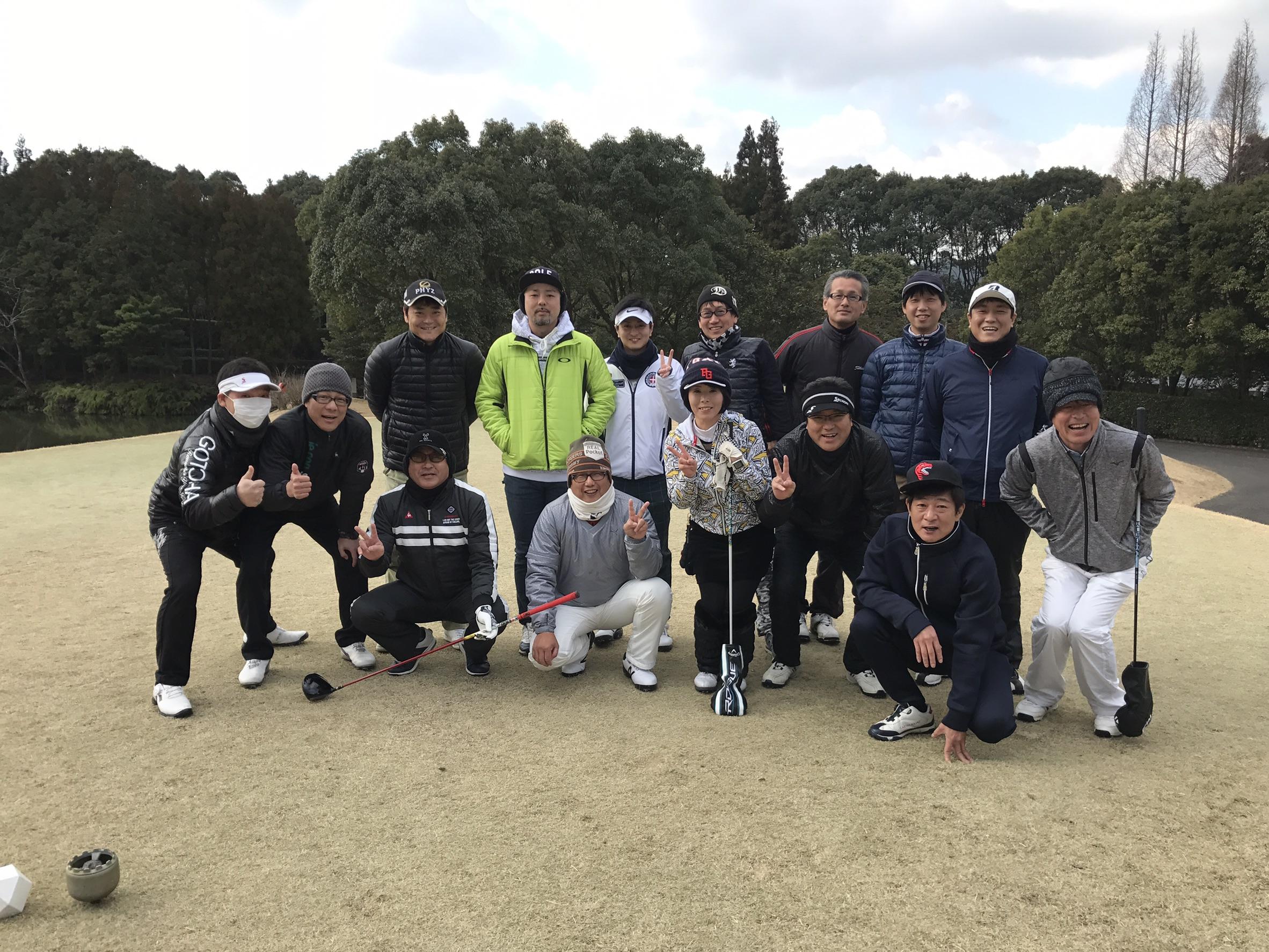 『第70回ゴルフコンペ』を開催しました!