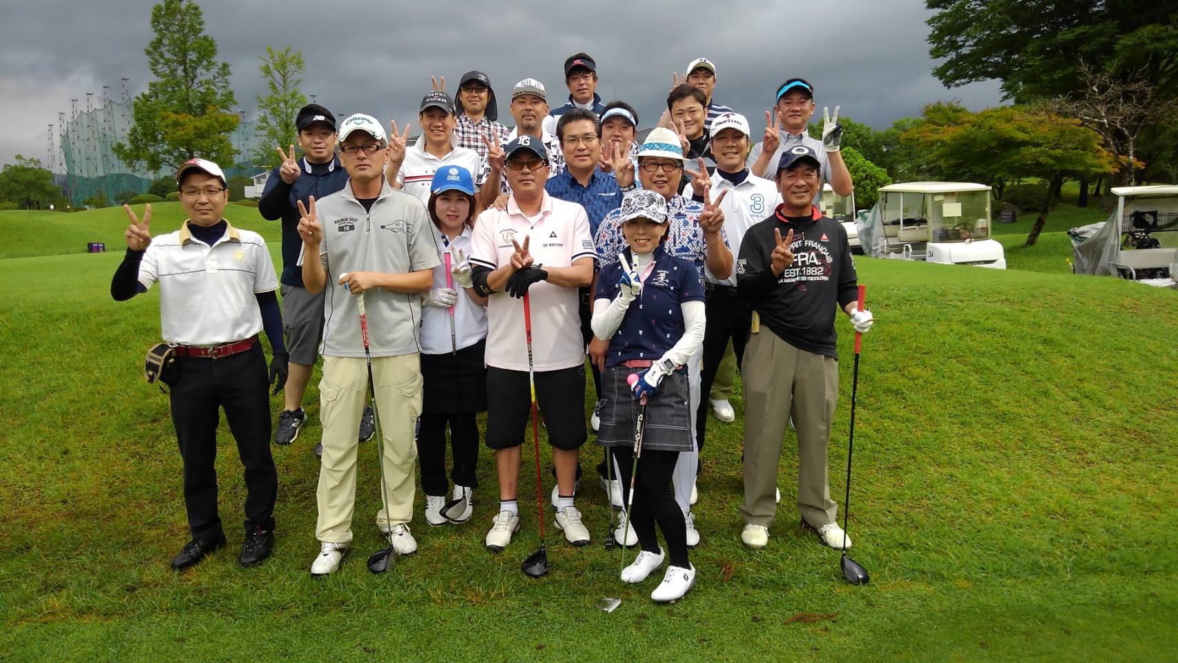 『第71回ゴルフコンペ』を開催しました!